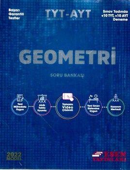 Esen Yayınları2022 TYT AYT Geometri Soru Bankası