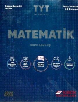 Esen Yayınları2022 TYT Matematik Soru Bankası