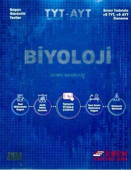 Esen Yayınları2022 TYT AYT Biyoloji Soru Bankası
