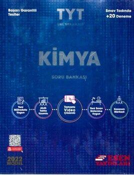 Esen Yayınları2022 TYT Kimya Soru Bankası