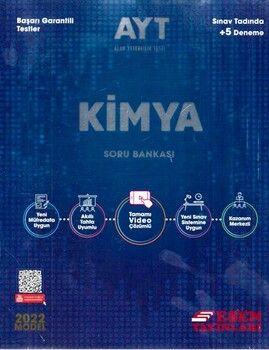 Esen Yayınları2022 AYT Kimya Soru Bankası