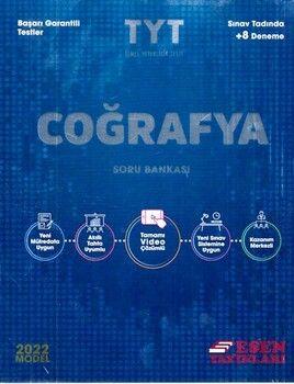 Esen Yayınları2022 TYT Coğrafya Soru Bankası
