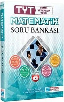 Evrensel İletişim Yayınları TYT Matematik Video Çözümlü Soru Bankası