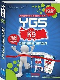 Evrensel İletişim K9 YGS 9 Fasikül Deneme Sınavı