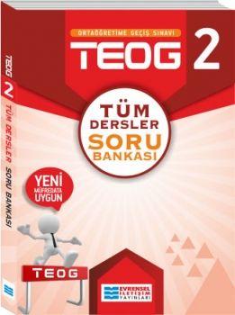 Evrensel İletişim 8. Sınf TEOG 2 Tüm Dersler Soru Bankası