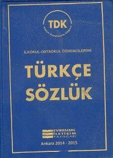 Evrensel İletişim İlköğretim Türkçe Sözlük