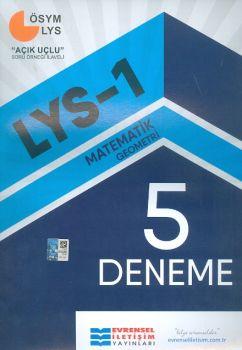Evrensel İletişim LYS 1 Matematik Geometri 5 Deneme Sınavı