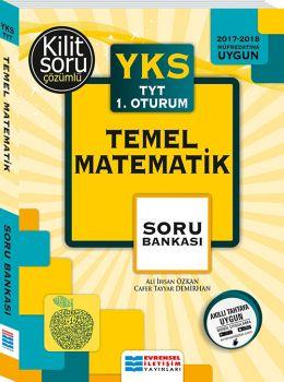 Evrensel İletişim YKS 1. Oturum TYT Temel Matematik Soru Bankası