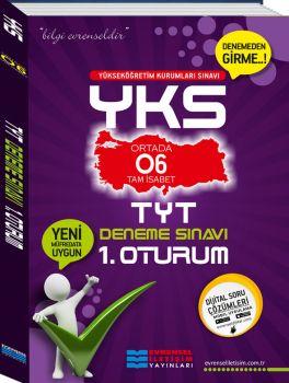 Evrensel İletişim YKS 1. Oturum TYT Türkçe Matematik 06 Deneme Sınavı