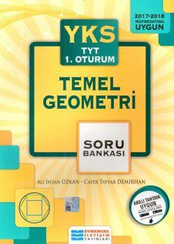 Evrensel İletişim YKS 1. Oturum TYT Temel Geometri Soru Bankası