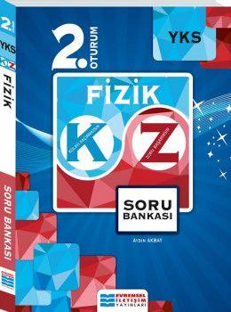 Evrensel İletişim YKS 2. Oturum Fizik KZ Serisi Soru Bankası
