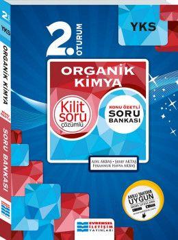 Evrensel İletişim Yayınları YKS 2. Oturum Organik Kimya Konu Özetli Soru Bankası