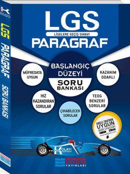 Evrensel İletişim Yayınları 8. Sınıf LGS Başlangıç Düzeyi K Serisi Paragraf Soru Bankası
