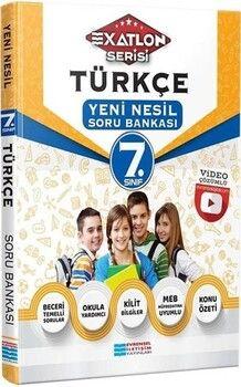 Evrensel İletişim 7.Sınıf Çözümlü Türkçe Yeni Nesil Soru Bankası