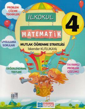 Evrensel İletişim Yayınları 4. Sınıf Matematik Mutlak Öğrenme Stratejisi