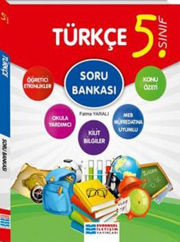 Evrensel İletişim Yayınları 5. Sınıf Türkçe Soru Bankası
