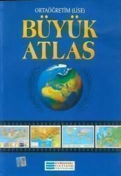 Evrensel İletişim Büyük Atlas Ciltsiz