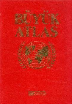 Evrensel İletişim Büyük Atlas Ciltli
