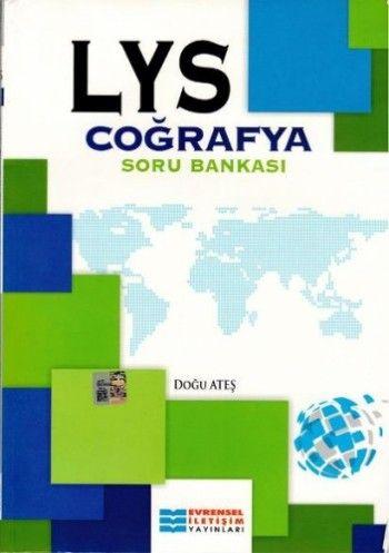 Evrensel İletişim LYS Coğrafya Soru Bankası (Doğu Ateş)