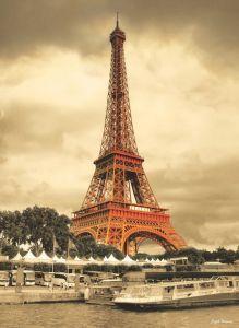 Eyfel Kulesi The Eiffel Tower 1000 Parça Yapboz