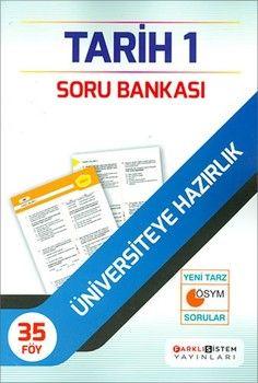 Farklı Sistem Yayınları TYT Tarih 1 Soru Bankası
