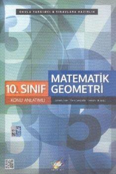 FDD 10. Sınıf Matematik Geometri Konu Anlatımlı