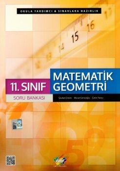 FDD 11. Sınıf Matematik Geometri Soru Bankası