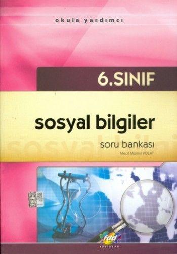 FDD 6. Sınıf  Sosyal Bilgiler Soru Bankası