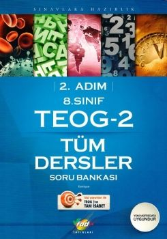 FDD 8. Sınıf TEOG 2 Tüm Dersler Soru Bankası