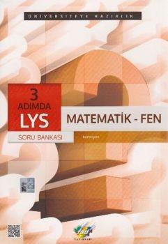 FDD LYS 3 Adımda Matematik Fen Soru Bankası