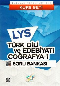 FDD LYS Kurs Seti Türk Dili ve Edebiyatı Coğrafya 1 Soru Bankası