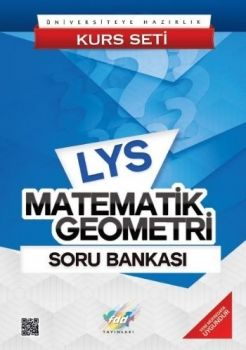 FDD LYS Matematik Geometri Soru Bankası Kurs Seti