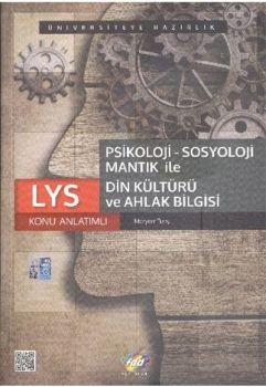 FDD LYS Psikoloji Mantık Sosyoloji Konu Anlatımlı