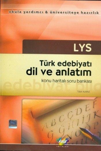 FDD LYS Türk Edebiyatı Dil ve Anlatım Konu Anlatımlı