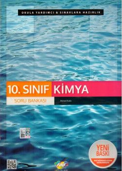 FDD Yayınları 10. Sınıf Kimya Soru Bankası