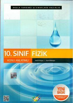 FDD Yayınları 10. Sınıf Fizik Konu Anlatımlı