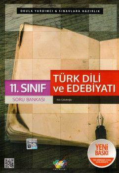 FDD Yayınları 11. Sınıf Türk Dili ve Edebiyatı Soru Bankası