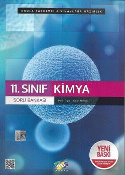 FDD Yayınları 11. Sınıf Kimya Soru Bankası