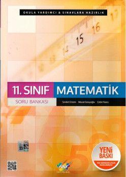 FDD Yayınları 11. Sınıf Matematik Soru Bankası