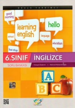FDD Yayınları 6. Sınıf İngilizce Soru Bankası