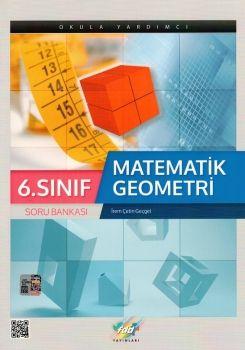 FDD Yayınları 6. Sınıf Matematik Geometri Soru Bankası