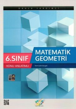 FDD Yayınları 6. Sınıf Matematik Geometri Konu Anlatımlı