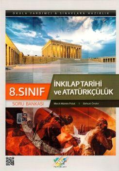 FDD Yayınları 8. Sınıf T.C. İnkilap Tarihi ve Atatürkçülük Soru Bankası