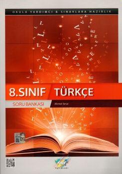 FDD Yayınları 8. Sınıf Türkçe Soru Bankası