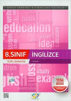 FDD Yayınları 8. Sınıf İngilizce Soru Bankası