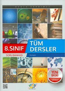 FDD Yayınları 8. Sınıf Tüm Dersler Soru Bankası