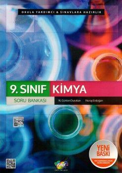 FDD Yayınları 9. Sınıf Kimya Soru Bankası