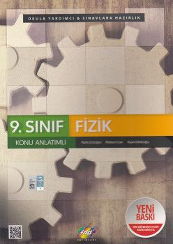 FDD Yayınları 9. Sınıf Fizik Konu Anlatımlı
