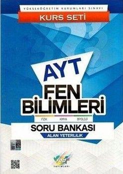 Fdd Yayınları AYT Fen Bilimleri Kurs Seti Soru Bankası