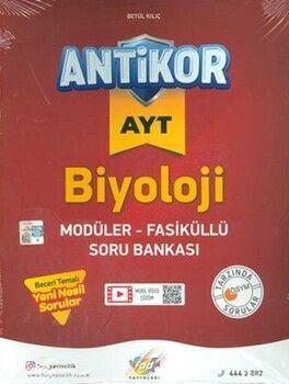 Fdd Yayınları AYT Biyoloji Antikor Modüler Fasiküllü Soru Bankası